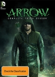 Arrow - The Complete Third Series DVD