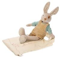 Ragtales: Alfie Brown Rabbit Plush
