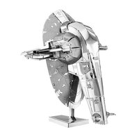 Star Wars Slave 1 Metal Earth Model Kit