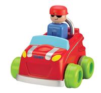 Tomy Play to Learn - Push 'n' Go Car