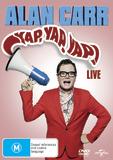 Alan Carr: Yap Yap Yap on DVD