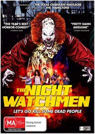The Night Watchmen on DVD
