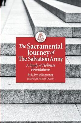 The Sacramental Journey of the Salvation Army by Shaw Clifton image