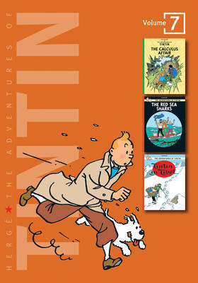 The Adventures of Tintin: Volume 7 by Herge