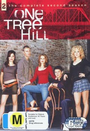 One Tree Hill - The Complete 2nd Season on DVD