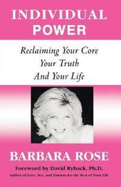 Individual Power by Barbara Rose image