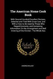 The American Home Cook Book by American Lady image