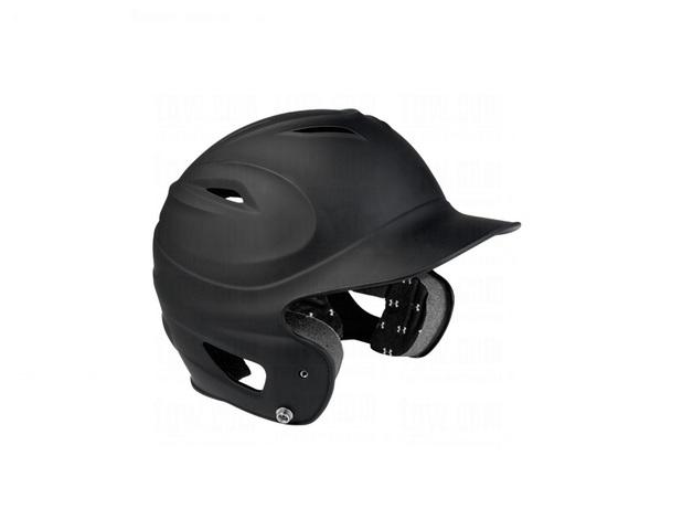 Franklin Adult Softball Helmet (Black) (Size M)