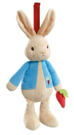 Peter Rabbit: Musical Peter Rabbit - Attachable Plush