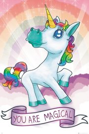 Unicorn - You Are Magical Maxi Poster (833)