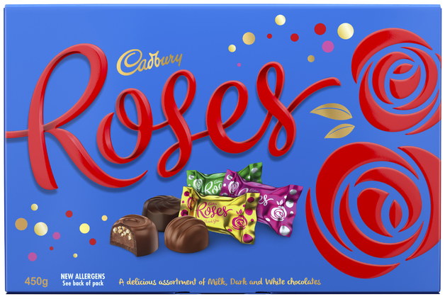 Cadbury: Roses (450g)