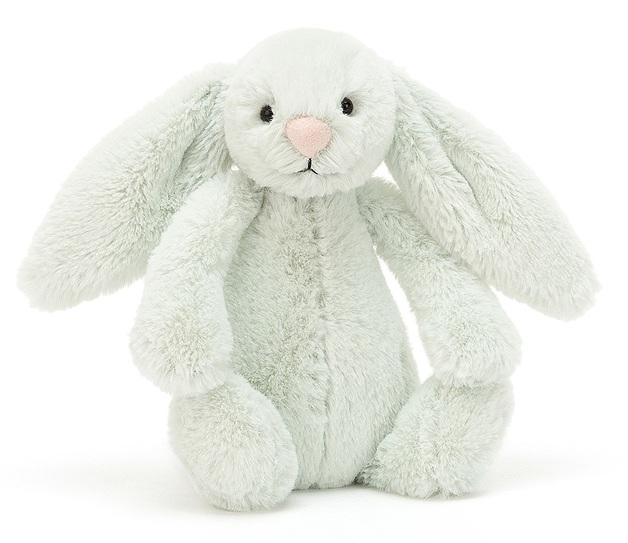 Jellycat: Bashful Seaspray Bunny - Small Plush