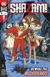 Shazam #9 - (Cover A)
