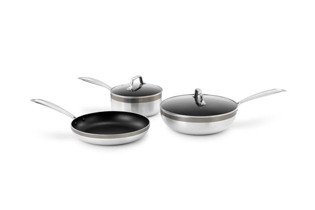 Ovela: 5 Piece Essential Non-stick Cookware Set