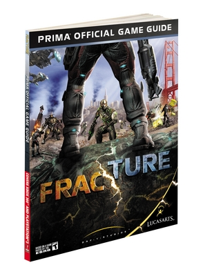 Fracture Official Game Guide by Prima Development image