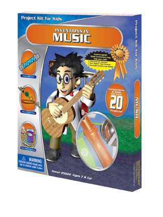 Inventions in Music