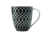 Christopher Vine Alcazar Mug - Black Line (500ml)