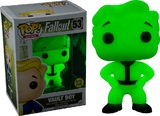 Fallout - Vault Boy Green Screen Glow Pop! Vinyl Figure