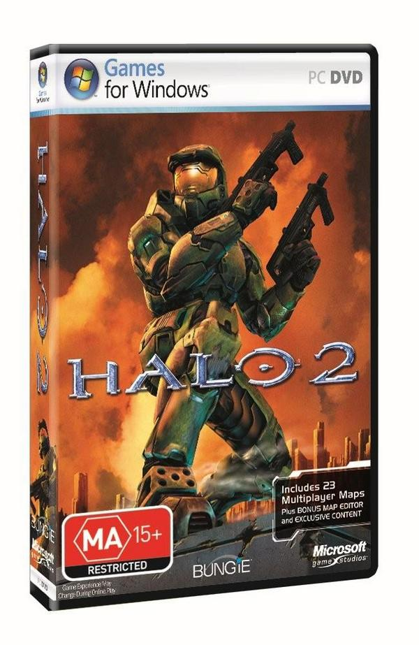Halo 2 for PC Games image