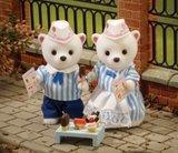 Sylvanian Families - Ice Cream Van Driver & Seller