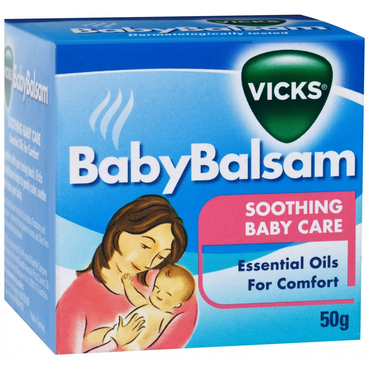 Vicks Baby Balsam (50g) image