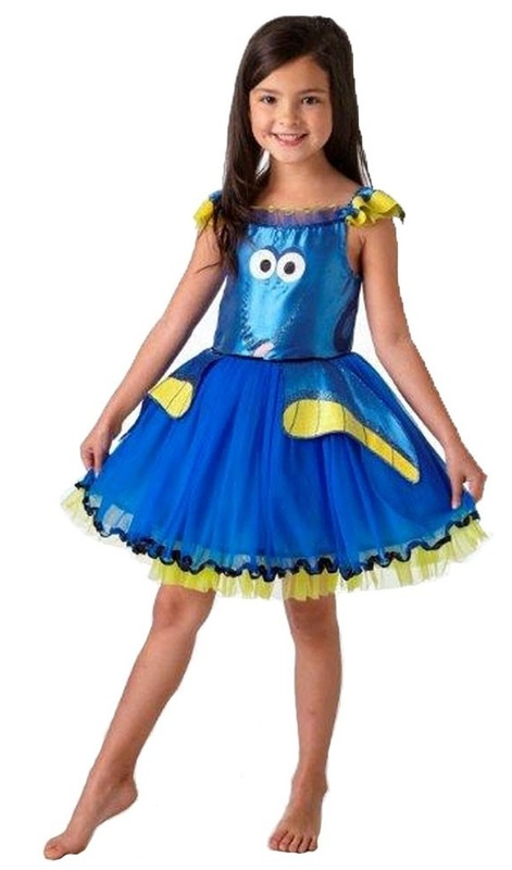Finding Dory: Dory Deluxe Tutu - (2-3)