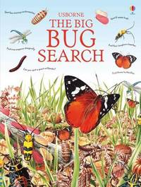 The Big Bug Search by Caroline Young image