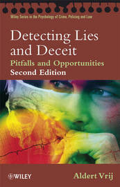 Detecting Lies and Deceit by Aldert Vrij image