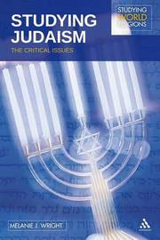 Studying Judaism by Melanie Jane Wright image