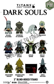 Dark Souls - Titans Mini-Figure (Blind Box)