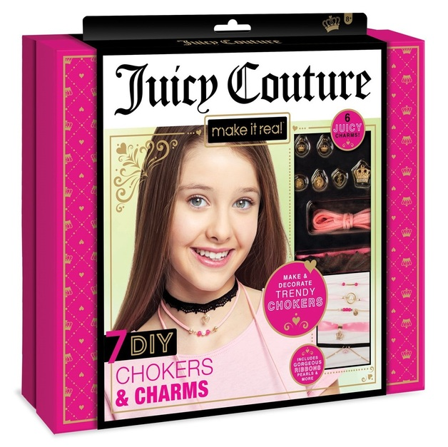 Juicy Couture: DIY Chokers and Charms - Jewellery Kit