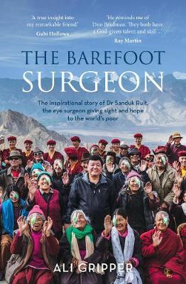 Barefoot Surgeon by Ali Gripper
