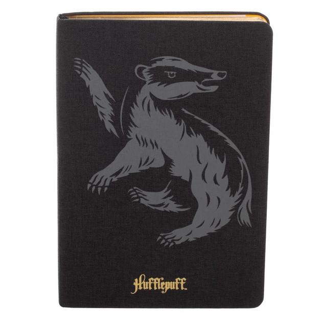 Harry Potter Felt Journal - Hufflepuff