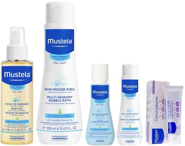 Mustela: Baby Massage Gift Pack