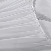 Royal Comfort 1000GSM Premium Microfiber Mattress Topper - Single image