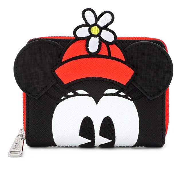Loungefly: Mickey Mouse - Minnie Polka Dot Purse