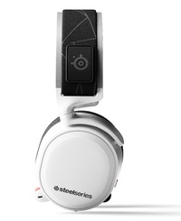 SteelSeries Arctis 7 Wireless Gaming Headset (White) for PC