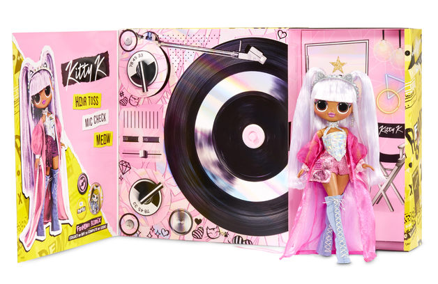 LOL Surprise!: O.M.G Remix Dolls - Kitty K