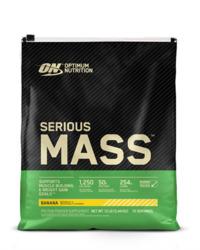 Optimum Nutrition Serious Mass - Banana (5.44kg)