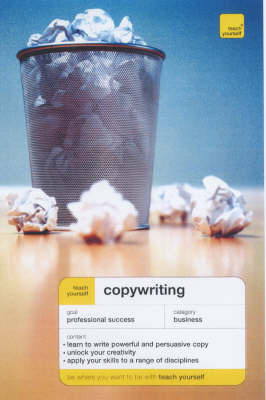 Teach Yourself Copywriting by Jonathan Gabay image
