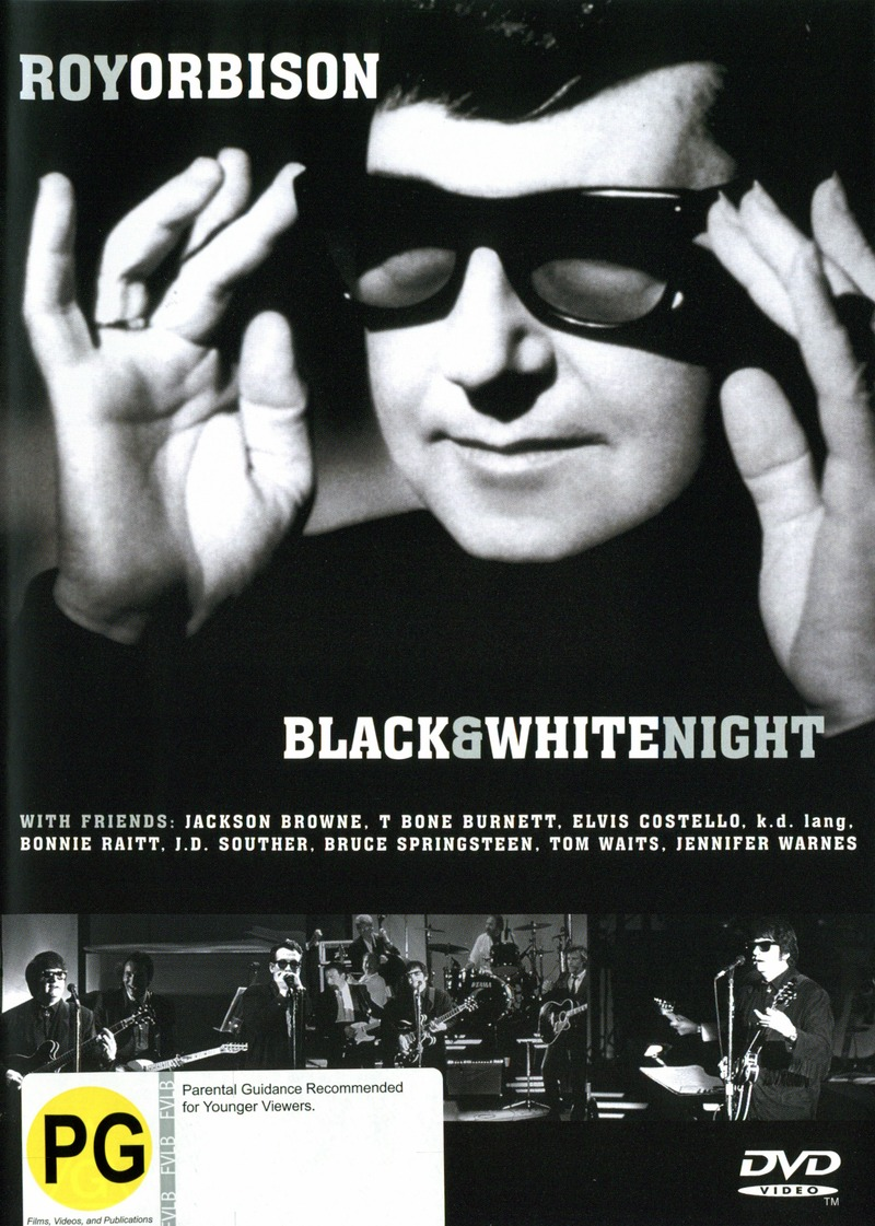 Roy Orbison - Black And White Night on  image