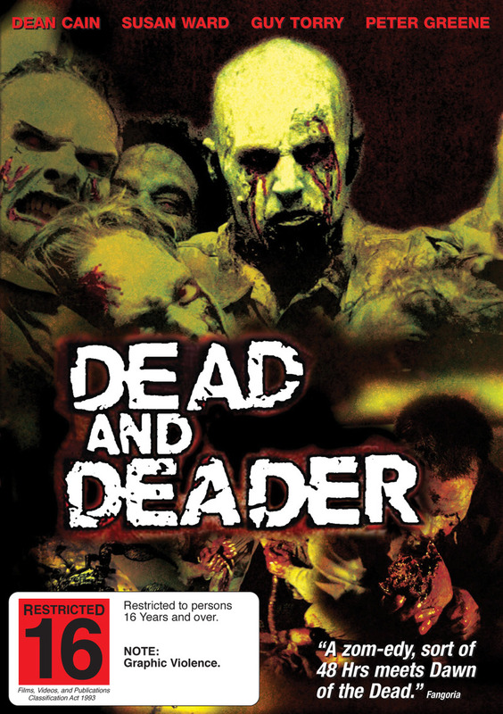 Dead and Deader on DVD
