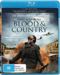 There Be Dragons: Blood & Country on Blu-ray
