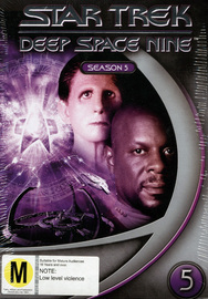 Star Trek: Deep Space Nine - Season 5 (New Packaging) on DVD image