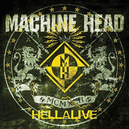 Hellalive by Machine Head image