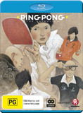 Ping Pong on Blu-ray