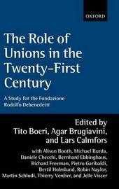 The Role of Unions in the Twenty-first Century image