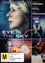 Eye In The Sky on DVD