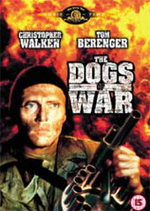 The Dogs Of War on DVD