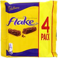 Cadbury Flake Chocolate Bar 4pk image